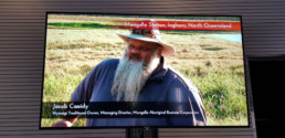 video Interviews of Indigenous people, Far North Queensland